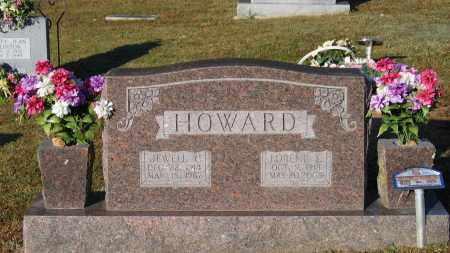 HOWARD, LORENE LILLIAN - Lawrence County, Arkansas   LORENE LILLIAN HOWARD - Arkansas Gravestone Photos
