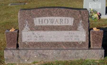 """HOWARD, MARVIN GROVER """"M. G."""" - Lawrence County, Arkansas 