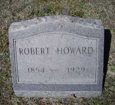 HOWARD, ROBERT - Lawrence County, Arkansas   ROBERT HOWARD - Arkansas Gravestone Photos