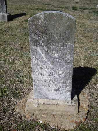 HOWARD, SAMUEL - Lawrence County, Arkansas | SAMUEL HOWARD - Arkansas Gravestone Photos