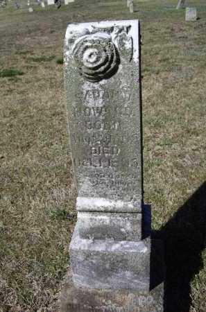 PETTYJOHN HOWARD, SARAH J. - Lawrence County, Arkansas   SARAH J. PETTYJOHN HOWARD - Arkansas Gravestone Photos