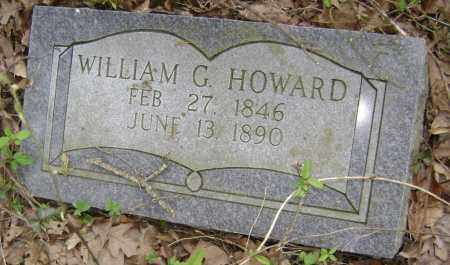 HOWARD, WILLIAM GRIFFITH - Lawrence County, Arkansas   WILLIAM GRIFFITH HOWARD - Arkansas Gravestone Photos