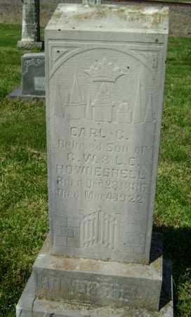 HOWDESHELL, CARL C. - Lawrence County, Arkansas | CARL C. HOWDESHELL - Arkansas Gravestone Photos