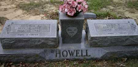 HOWELL, JOSHUA ALBERT - Lawrence County, Arkansas | JOSHUA ALBERT HOWELL - Arkansas Gravestone Photos