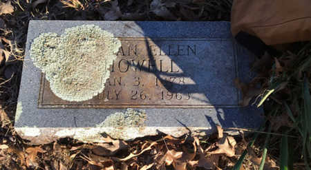 HOWELL, SUSAN ELLEN - Lawrence County, Arkansas | SUSAN ELLEN HOWELL - Arkansas Gravestone Photos