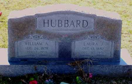 HUBBARD, LAURA JANE - Lawrence County, Arkansas | LAURA JANE HUBBARD - Arkansas Gravestone Photos
