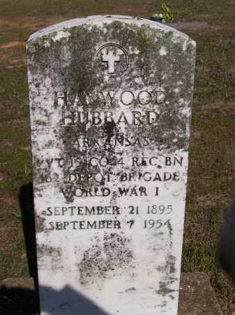 HUBBARD (VETERAN WWI), WILLIAM HAYWOOD - Lawrence County, Arkansas   WILLIAM HAYWOOD HUBBARD (VETERAN WWI) - Arkansas Gravestone Photos