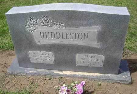 HUDDLESTON, CLARA - Lawrence County, Arkansas | CLARA HUDDLESTON - Arkansas Gravestone Photos
