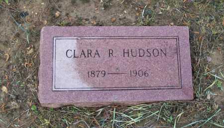 ROBERTS HUDSON, CLARA L. - Lawrence County, Arkansas | CLARA L. ROBERTS HUDSON - Arkansas Gravestone Photos
