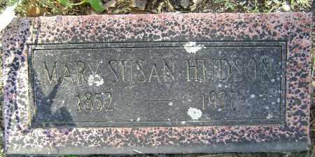 HUDSON, MARY SUSAN - Lawrence County, Arkansas | MARY SUSAN HUDSON - Arkansas Gravestone Photos