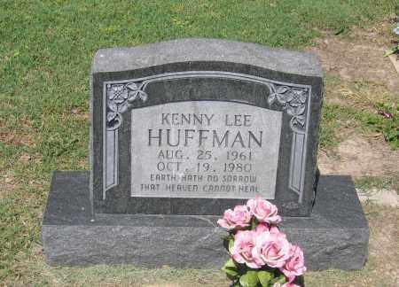 HUFFMAN, KENNY LEE - Lawrence County, Arkansas | KENNY LEE HUFFMAN - Arkansas Gravestone Photos