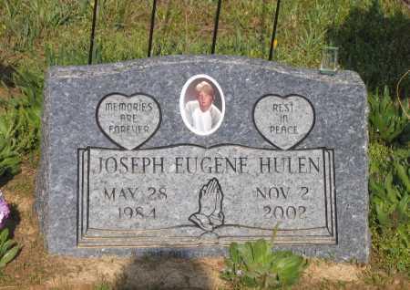 HULEN, JOSEPH EUGENE - Lawrence County, Arkansas | JOSEPH EUGENE HULEN - Arkansas Gravestone Photos