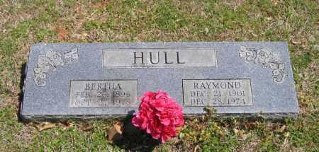HULL, RAYMOND - Lawrence County, Arkansas   RAYMOND HULL - Arkansas Gravestone Photos