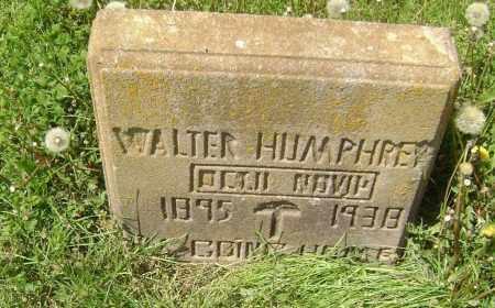 HUMPHREY, WALTER - Lawrence County, Arkansas | WALTER HUMPHREY - Arkansas Gravestone Photos
