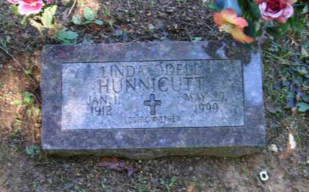 PERRY HUNNICUTT, LINDA ODELL - Lawrence County, Arkansas | LINDA ODELL PERRY HUNNICUTT - Arkansas Gravestone Photos