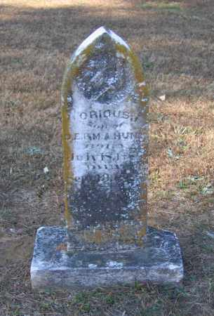 HUNT, ORIOUS - Lawrence County, Arkansas | ORIOUS HUNT - Arkansas Gravestone Photos