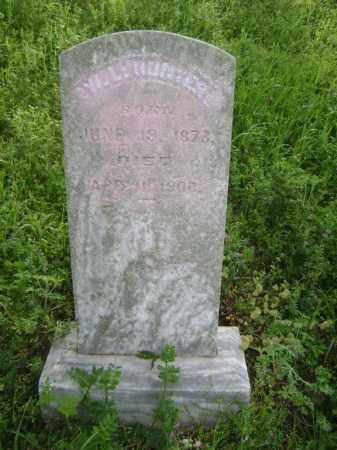 HUNTER, W, L, - Lawrence County, Arkansas | W, L, HUNTER - Arkansas Gravestone Photos
