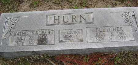 HURN, MARY KATHLEEN - Lawrence County, Arkansas | MARY KATHLEEN HURN - Arkansas Gravestone Photos