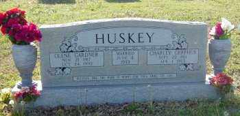 "HUSKEY, CHARLES GERPHUS ""CHARLEY"" - Lawrence County, Arkansas | CHARLES GERPHUS ""CHARLEY"" HUSKEY - Arkansas Gravestone Photos"