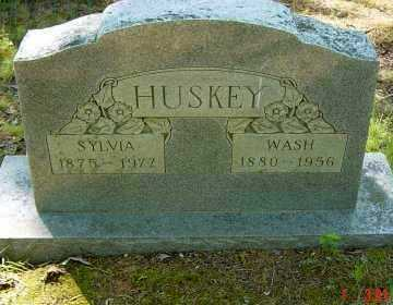 HUSKEY, SYLVIA ELIZABETH SMITH HIBARGER - Lawrence County, Arkansas | SYLVIA ELIZABETH SMITH HIBARGER HUSKEY - Arkansas Gravestone Photos
