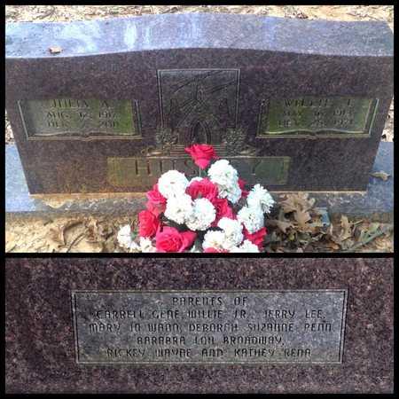 HUSKEY, WILLIE EDWARD - Lawrence County, Arkansas | WILLIE EDWARD HUSKEY - Arkansas Gravestone Photos