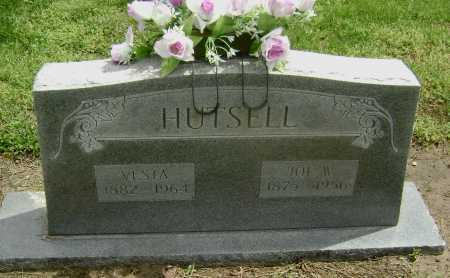 HUTSELL, JOE W. - Lawrence County, Arkansas | JOE W. HUTSELL - Arkansas Gravestone Photos