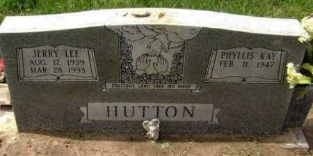 HUTTON, JERRY LEE - Lawrence County, Arkansas | JERRY LEE HUTTON - Arkansas Gravestone Photos