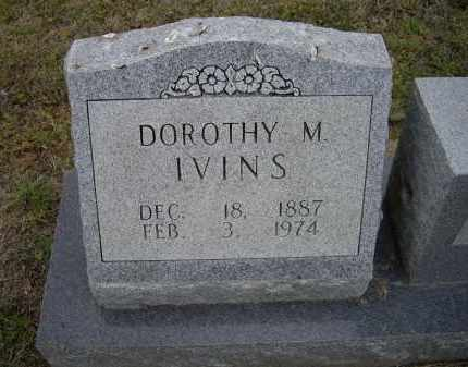 LAMB IVINS, DOROTHY MAE - Lawrence County, Arkansas   DOROTHY MAE LAMB IVINS - Arkansas Gravestone Photos