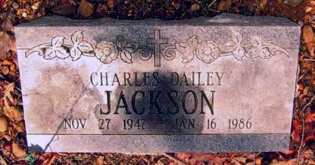 JACKSON, CHARLES DAILEY - Lawrence County, Arkansas | CHARLES DAILEY JACKSON - Arkansas Gravestone Photos