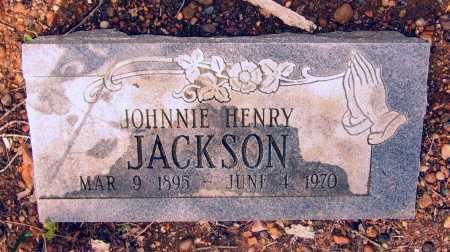 "JACKSON, JR., JOHN HENRY ""JOHNNIE"" - Lawrence County, Arkansas | JOHN HENRY ""JOHNNIE"" JACKSON, JR. - Arkansas Gravestone Photos"