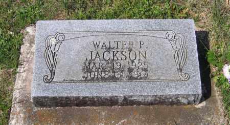 JACKSON, WALTER P. - Lawrence County, Arkansas | WALTER P. JACKSON - Arkansas Gravestone Photos