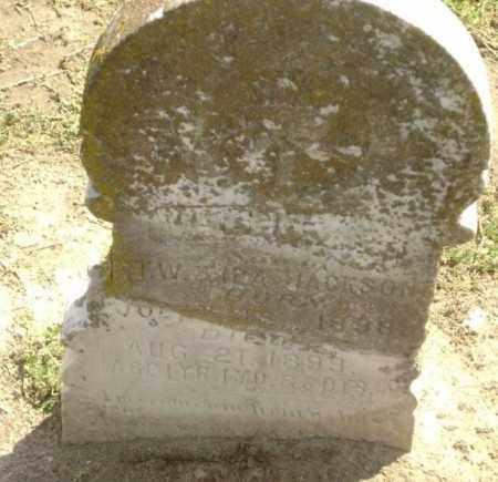 JACKSON, WILLIE A. - Lawrence County, Arkansas   WILLIE A. JACKSON - Arkansas Gravestone Photos
