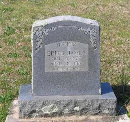 JAMES, EDITH - Lawrence County, Arkansas | EDITH JAMES - Arkansas Gravestone Photos
