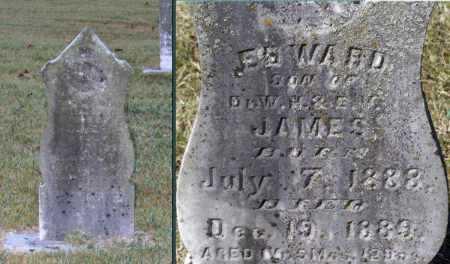 JAMES, EDWARD - Lawrence County, Arkansas | EDWARD JAMES - Arkansas Gravestone Photos
