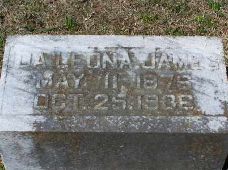 JAMES, IDA LEONA - Lawrence County, Arkansas   IDA LEONA JAMES - Arkansas Gravestone Photos
