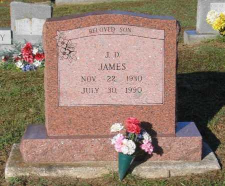 JAMES, J. D. - Lawrence County, Arkansas | J. D. JAMES - Arkansas Gravestone Photos