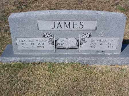 JAMES, MD, WILLIAM HENRY - Lawrence County, Arkansas | WILLIAM HENRY JAMES, MD - Arkansas Gravestone Photos