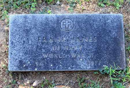 JANES (VETERAN WWII), FRANK - Lawrence County, Arkansas | FRANK JANES (VETERAN WWII) - Arkansas Gravestone Photos