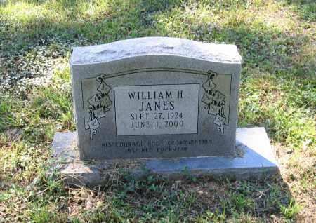 JANES, WILLIAM HOUSTON - Lawrence County, Arkansas | WILLIAM HOUSTON JANES - Arkansas Gravestone Photos