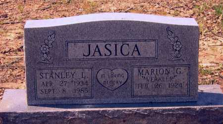 JASICA, STANLEY L - Lawrence County, Arkansas   STANLEY L JASICA - Arkansas Gravestone Photos