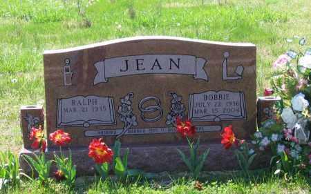 JEAN, BOBBIE FRANCES - Lawrence County, Arkansas   BOBBIE FRANCES JEAN - Arkansas Gravestone Photos