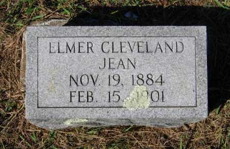 JEAN, ELMER CLEVELAND - Lawrence County, Arkansas | ELMER CLEVELAND JEAN - Arkansas Gravestone Photos