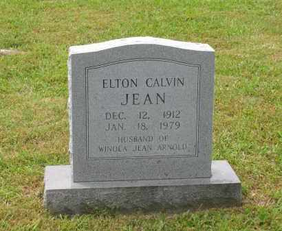 JEAN, ELTON CALVIN - Lawrence County, Arkansas | ELTON CALVIN JEAN - Arkansas Gravestone Photos