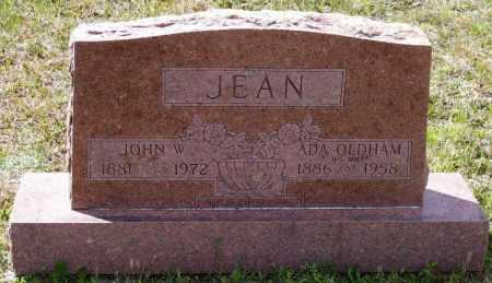 JEAN, ADA LEE - Lawrence County, Arkansas | ADA LEE JEAN - Arkansas Gravestone Photos