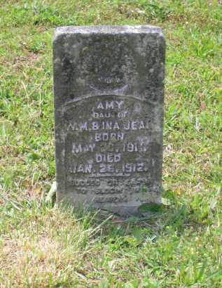 JEAN, MILDRED AMY - Lawrence County, Arkansas | MILDRED AMY JEAN - Arkansas Gravestone Photos