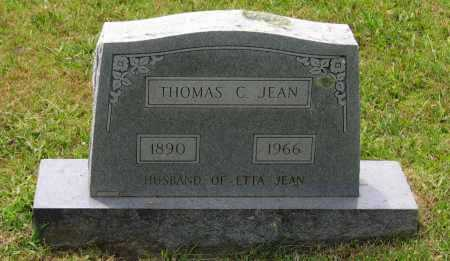 "JEAN, THOMAS CARLISLE ""CARL"" - Lawrence County, Arkansas | THOMAS CARLISLE ""CARL"" JEAN - Arkansas Gravestone Photos"