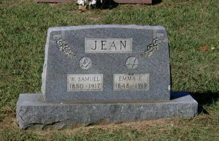JEAN, WILLIAM SAMUEL - Lawrence County, Arkansas | WILLIAM SAMUEL JEAN - Arkansas Gravestone Photos