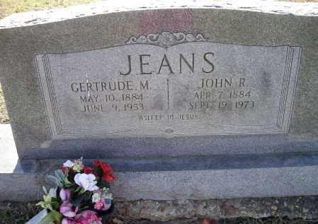 JEANS, JOHN ROBERT - Lawrence County, Arkansas | JOHN ROBERT JEANS - Arkansas Gravestone Photos