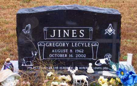 JINES, GREGORY LECYLE - Lawrence County, Arkansas | GREGORY LECYLE JINES - Arkansas Gravestone Photos