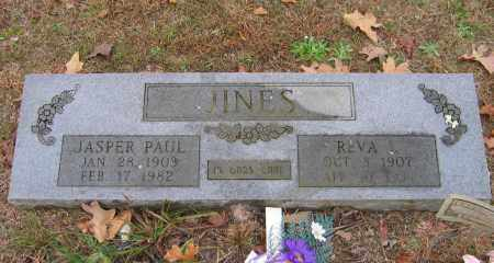 JINES, JASPER PAUL - Lawrence County, Arkansas | JASPER PAUL JINES - Arkansas Gravestone Photos